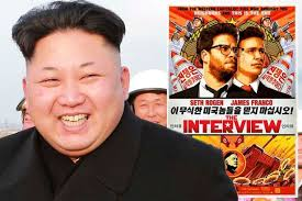 KimJongUn-InterviewPoster