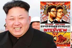 KimJongUn-InterviewPoster