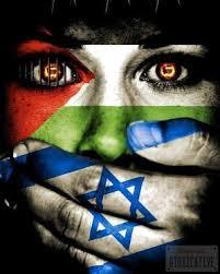 Palestine-WomanCensuredMogenDavid