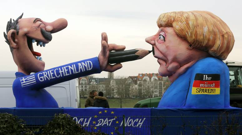 GreekGriechenlandCartoon