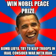 ObamaPosterNobelPeaceRays