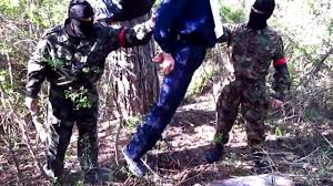 Right Sector torturing prisoners.