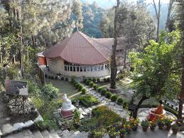 Osho Tapoban meditation center.