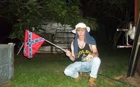"White terrorist Dylann Roof and his Confederate ""way of life."""