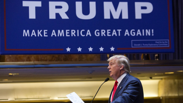 Trump Organization Inc. CEO Donald Trump Announces Whether He Will Run For President