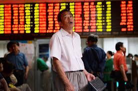 ChineseStockMarketMangaspWhiteShirt