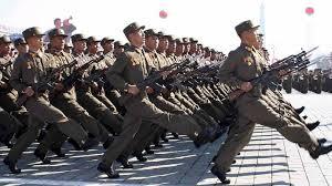 NorthKoreaKepisGooseStep