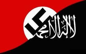 NaziFlagtoJihadistFlag