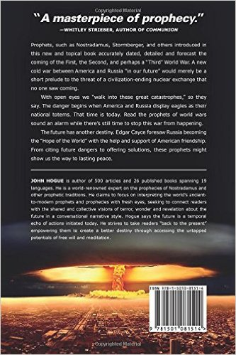 "This is the back cover to ""A New Cold War."" Click on it to see the Printed Edition."
