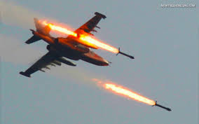 RussianAirstrikesSyria-SukoiFiresMissiles