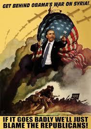 ObamaCartoonPosterSyria-blameRepublicans