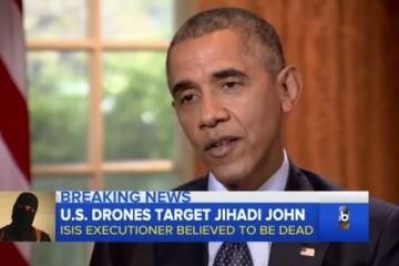 ParisAttack-ObamaISIScontainedGoodMorningAmerica
