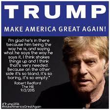 Trump-RobertRedford