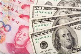 Yuans-Dollars