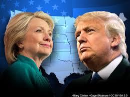 ClintonTrumpUSMap