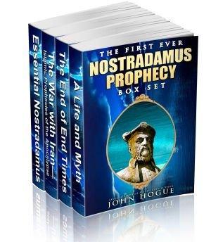 Just released, the first box set in the history of Nostradamus publications. Click on the cover. Go to KindleUnlimited and read it in a free trial run.