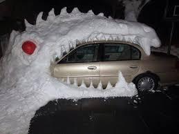 SnowzillaEatingCar