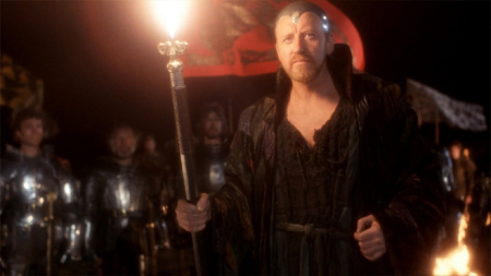 """For it is the Doom of men that they forget."" Merlin in Excalibur, played by Nicol Williamson."