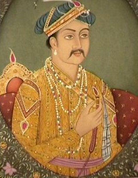 Emperor Akbar.