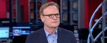 Mr. Lawrence (No One Saw it Coming) O'Donnell of MSNBC.