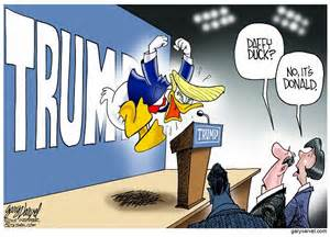 TrumpDonaldDuckianRageCartoon