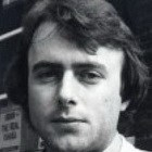 Hitchens in late 1970s.