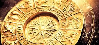 AstrologyZodiacGoldDisk