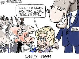 BigDonkeySuperdelegateCartoon