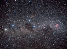 The Southern Cross.