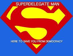 SupermanEmblemSuperdelegateMan