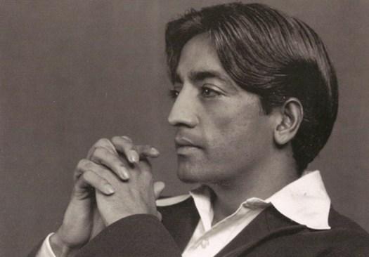 J. Krishnamurti.