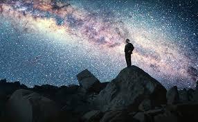SilhouetteinMilkyWayStars