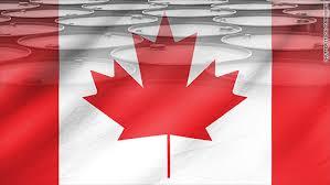 CanadianFlagRanksofOilBarrels