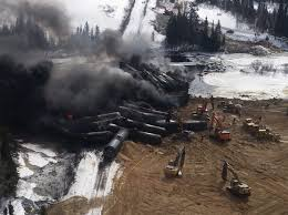 CanadianOilTankerTraincrash