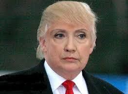 ClintonTrumpHairMorph