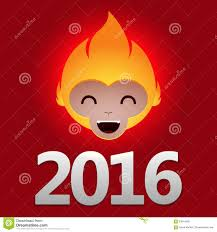FireMonkey2016PosterGoldFlameHair