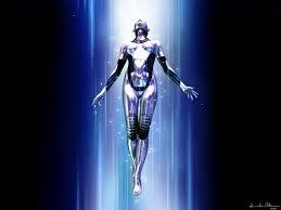 SilverhumanascendingBlueBeam