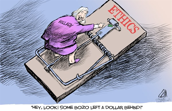 Cartoon-Ethics-HillaryClintonMouseTrap