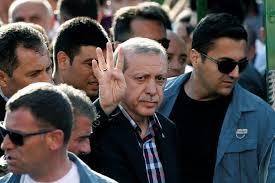 ErdoganWavingSecurityGuards