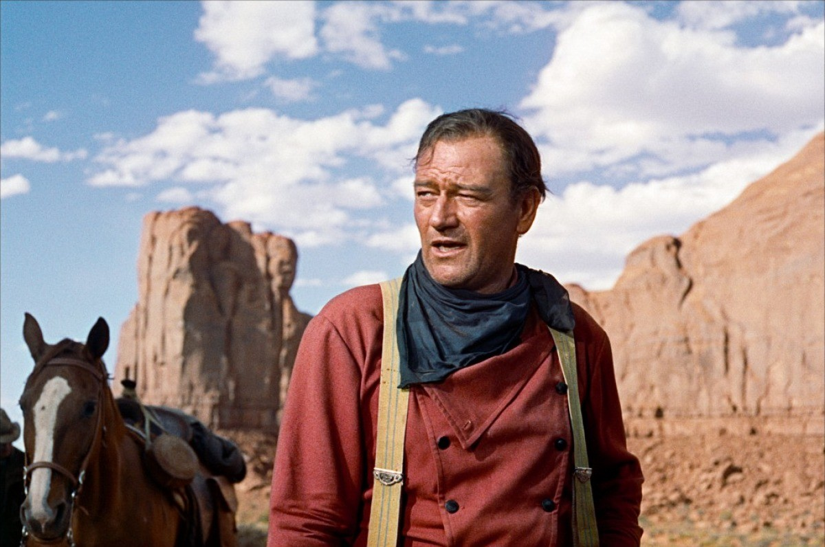 JohnWayneSearchersRedshirtStill