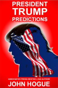 "Click on this cover image and read more about my third and most climactic book on Trump, still under construction that will look at his future ""beyond"" the Midterm Elections of 2018. Get on the waiting list to receive a personal notice when it is published early in the New Year."