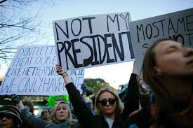 trump-notmypresidentprotesters