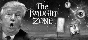 TheTwilightZoneMarqueeWithGoofyTrump