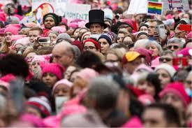 WomensMarchWashington-PinkwithLincolnHat