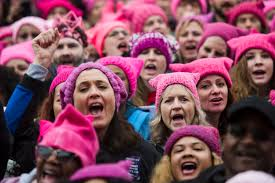 WomensMarchWashingtonPinkHats