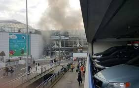BrusselsBombing2016-AirportSmokeExteriorDevastation