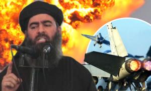 al-BaghdadiFireBallJetMontage