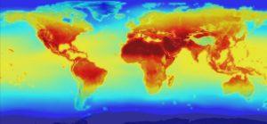 NASA-GlobalWarmingEarthMap