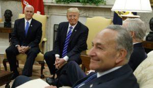 TrumpSchumerDebtCeilingDeal