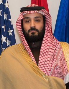 "Crown Prince Muhammad bin Salman, MBS or M(a)B(u)S = ""Mabus"" the code name for Nostradamus' Third and Final Antichrist, the ""Arab Prince""?"